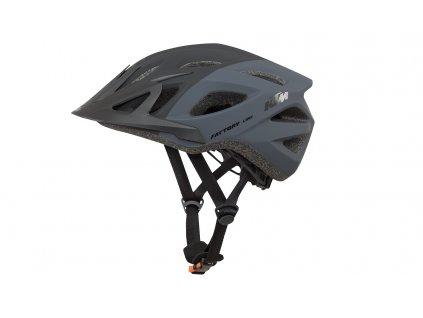 Cyklistická přilba KTM Factory Line Black/grey