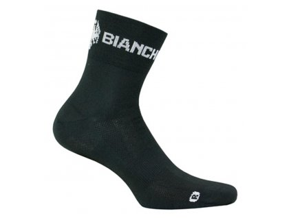 Ponožky Bianchi E11 Asfalto - černé