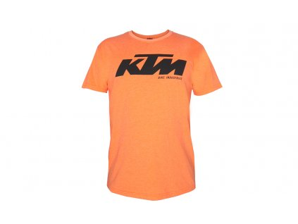 Tričko KTM Factory Team Orange/black