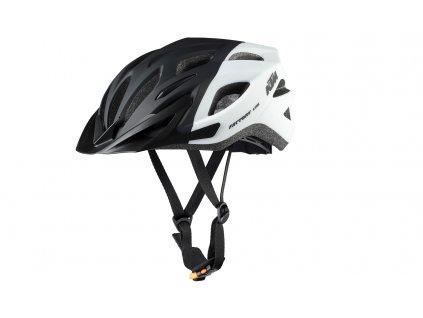 Cyklistická přilba KTM Factory Line Black/white