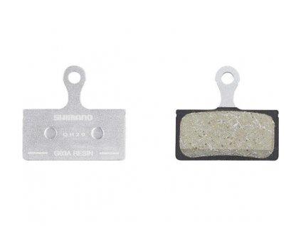 Brzdové destičky SHIMANO G03A polymerové MTB