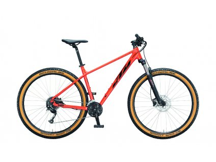 KTM CHICAGO DISC 291 (2021) fire orange