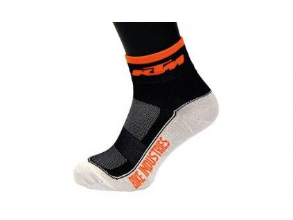 3423e6f67a4 Pánské cyklistické ponožky na kolo PEARL IZUMI