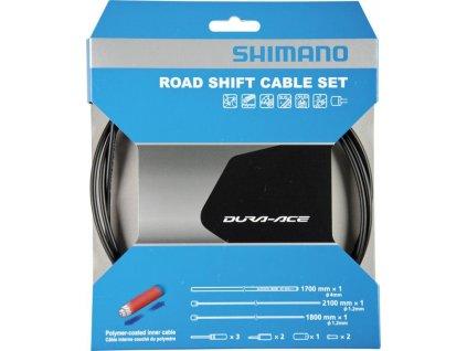 Shimano řadící set OT-SP41 s polymerovým povlakem