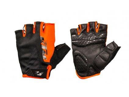 Rukavice KTM Factory Line black/orange