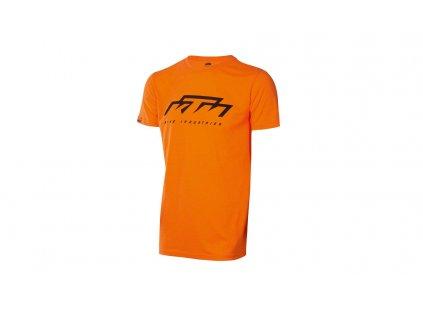 Tričko KTM Factory Team orange