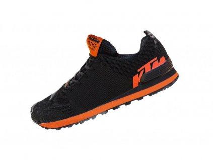 Volnočasová obuv KTM Factory Team Black/orange