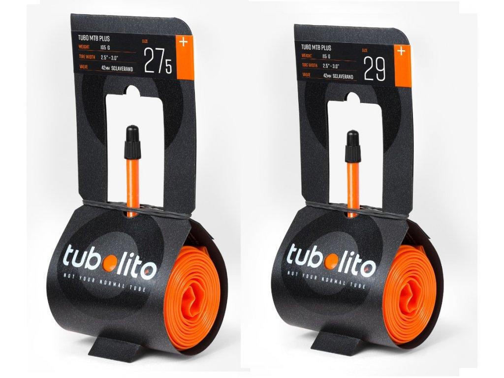 VLD TUBOLITO TUBO MTB PLUS 29x2,5-3,0 FV 42mm