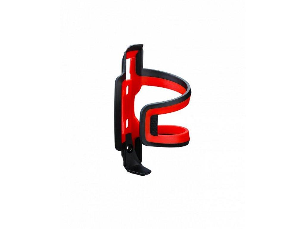 košík na flašu BBB BBC-40 bočný black-red