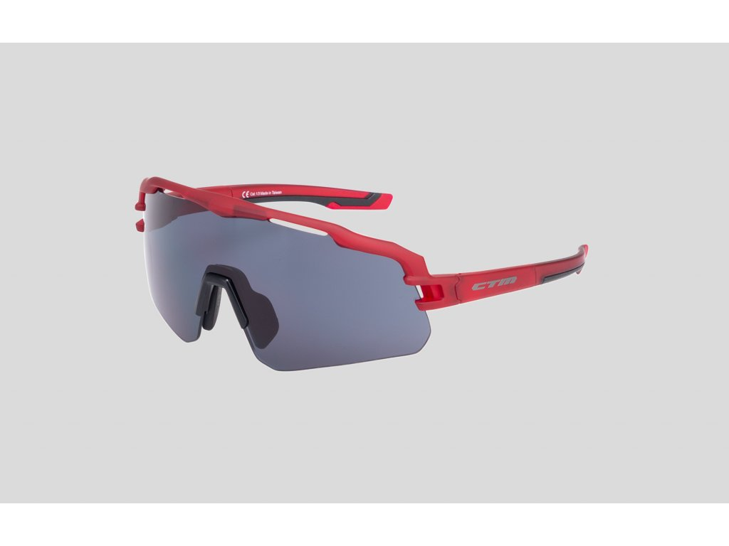 okuliare CTM SLID červená