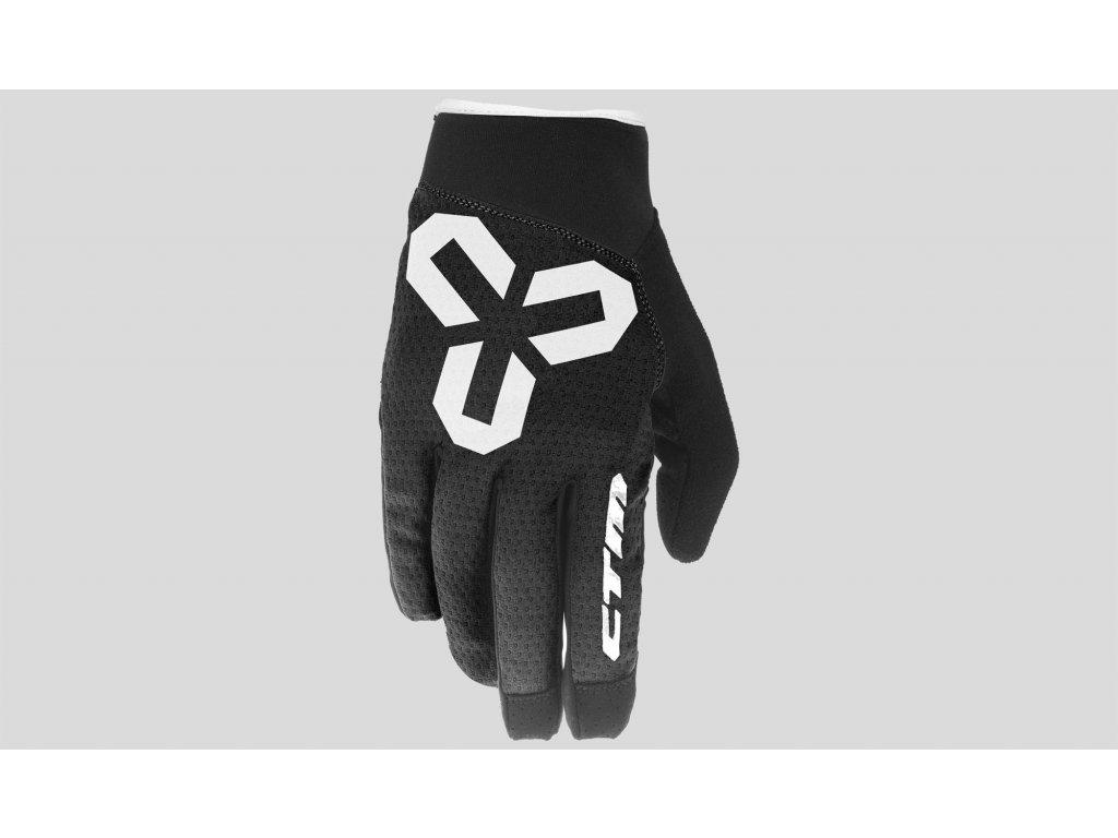 rukavice CTM  VICE L black-white