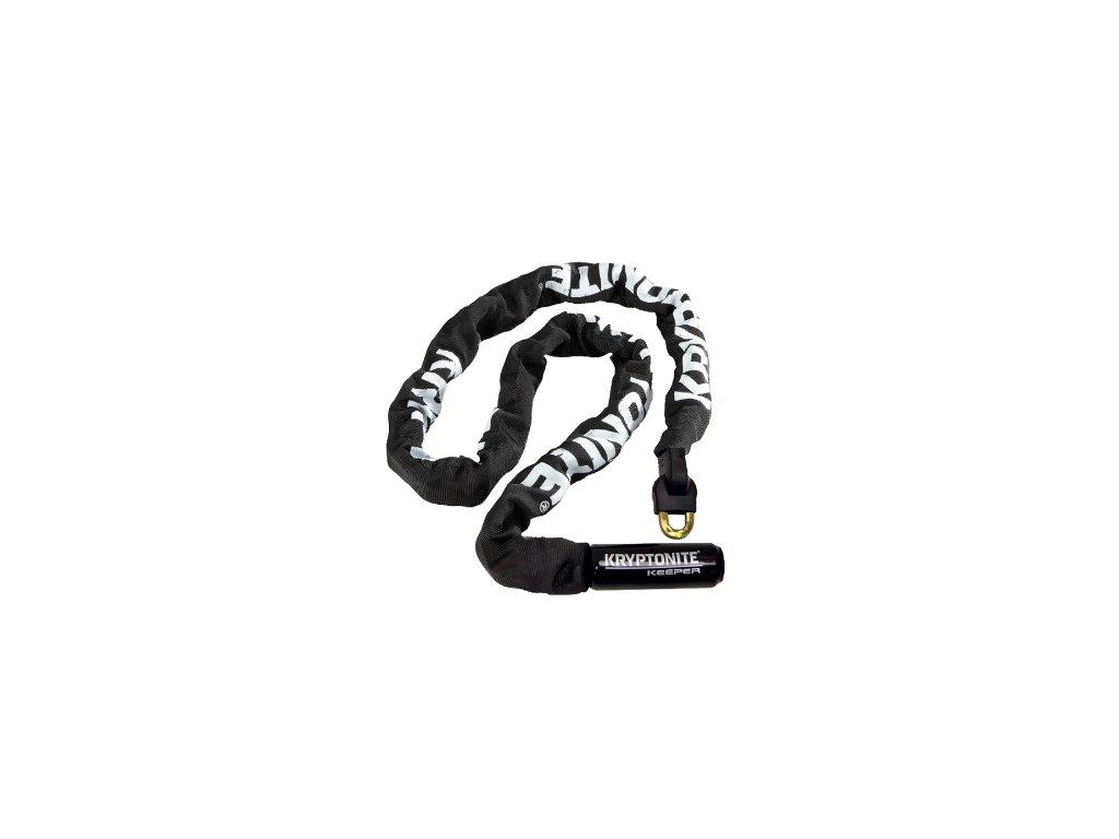 zámok KRYPTONITE KEEPER 712 Integrated Chain - 7x1200mm