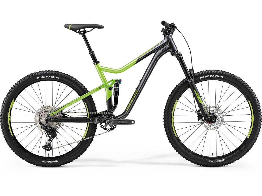 MERIDA ONE-FORTY 400 zelený/antracit 2021