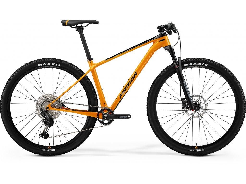 MERIDA BIG.NINE 5000 XXL čierny/oranžový 2021
