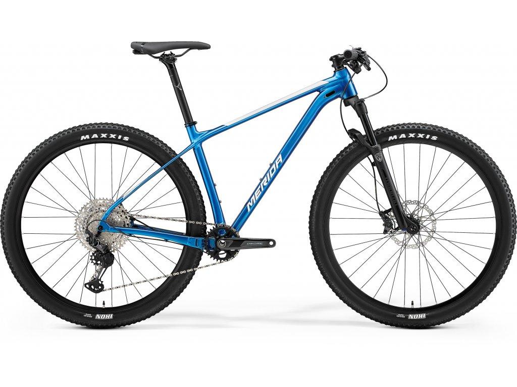 MERIDA BIG.NINE 600 XXL modrý(biely) 2021