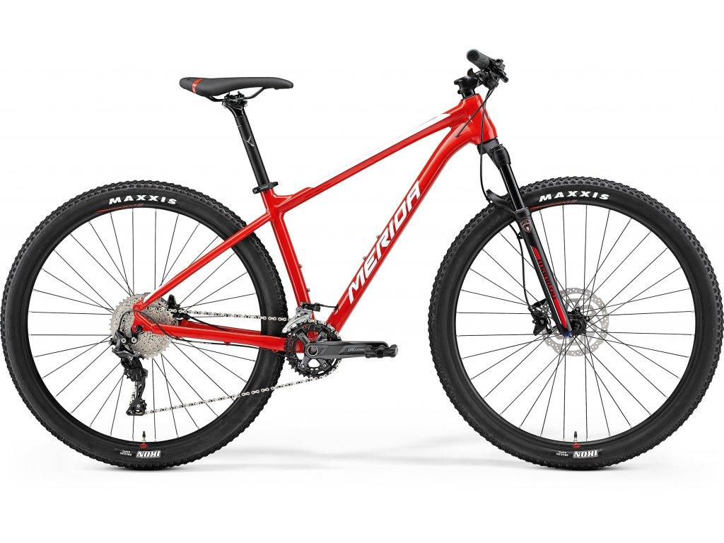 MERIDA BIG.NINE 500 červený(biely) 2021