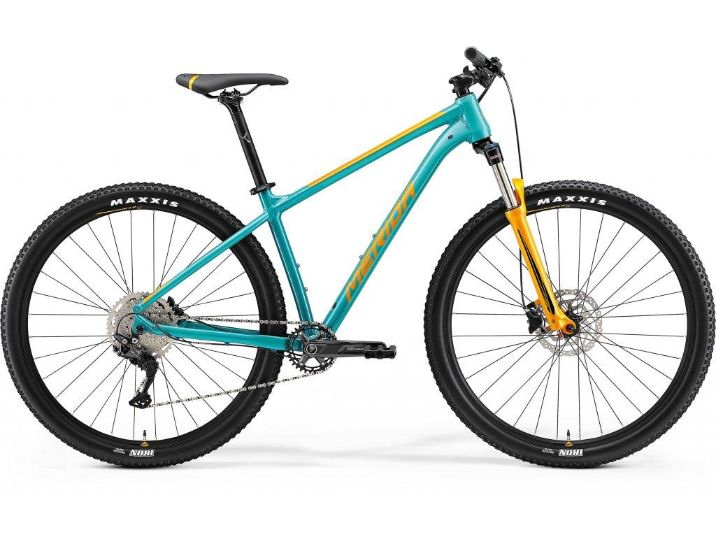 MERIDA BIG.NINE 200 XXL teal modrý(oranžový) 2021