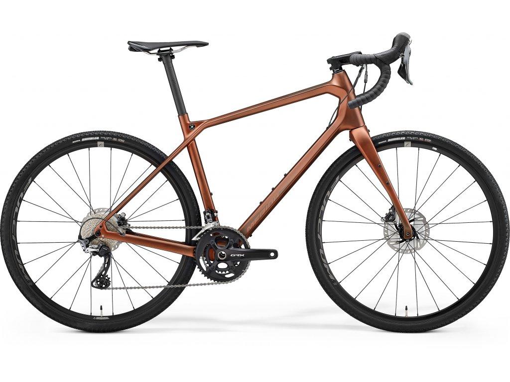 MERIDA SILEX 7000 matný bronz(tmavohnedý) 2021