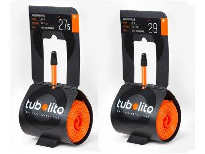VLD TUBOLITO TUBO MTB PLUS 27,5x2,5-3,0 FV 42mm
