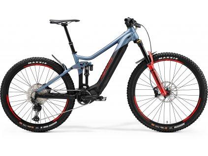 MERIDA eONE-SIXTY 775 XL(47) matný modrý/čier