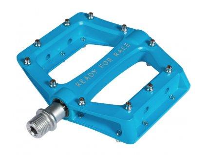 pedále RFR FLAT CMPT blue