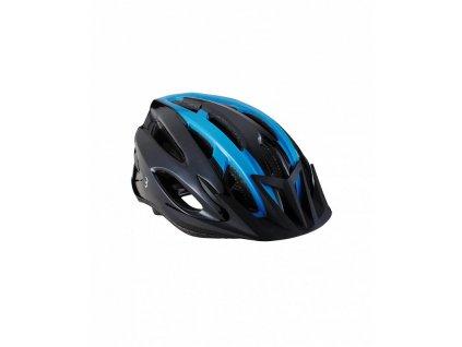prilba BBB CONDOR black blue L