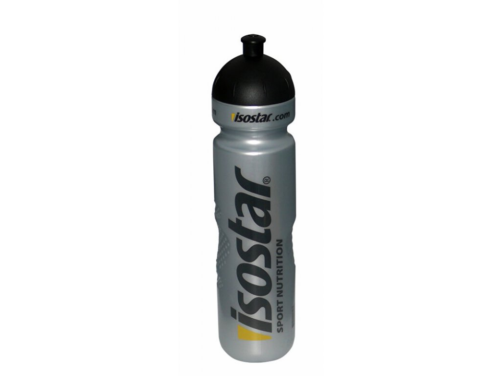 lahev ISOSTAR 1,0 l stř./černá