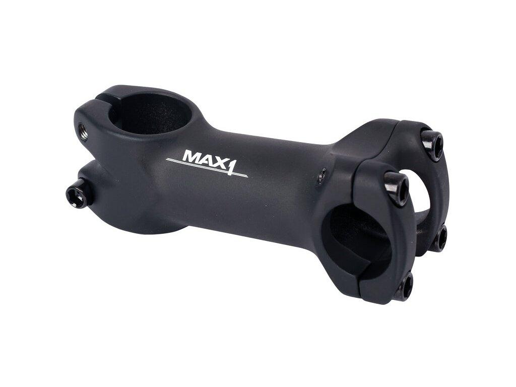 představec MAX1 Alloy 90/10°/25,4 mm černý