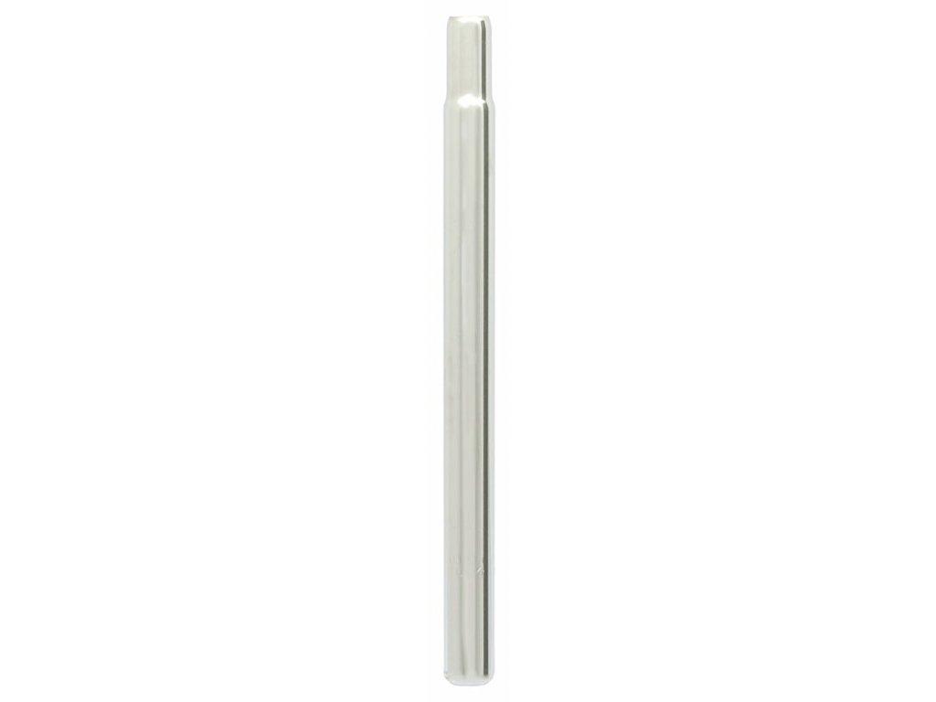 sedlovka Fe 25,4/330mm stříbrná