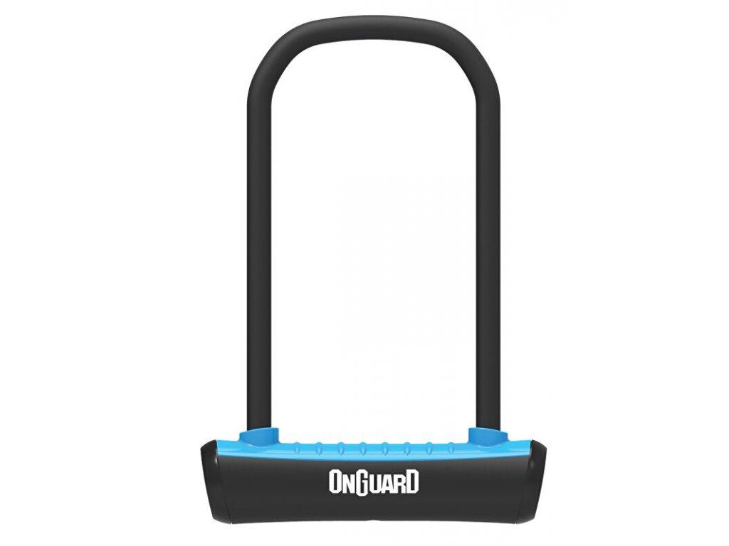 ONGUARD 115x230x11mm modrá , zámek podkova