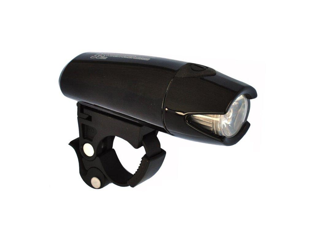 SMART Polaris 183-60W černé světlo přední