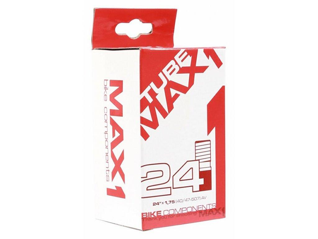 MAX1 duše 24×1,75 AV (40/47-507)