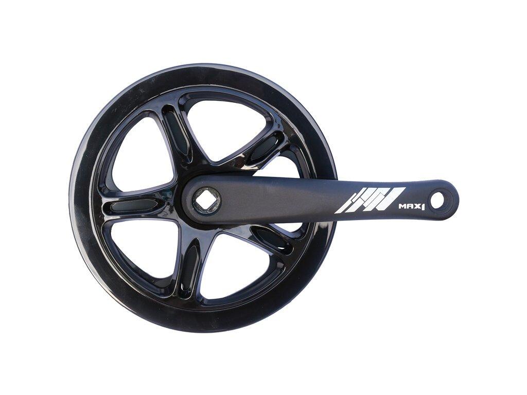 MAX1 Single 46z 175mm černé s krytem KLIKY