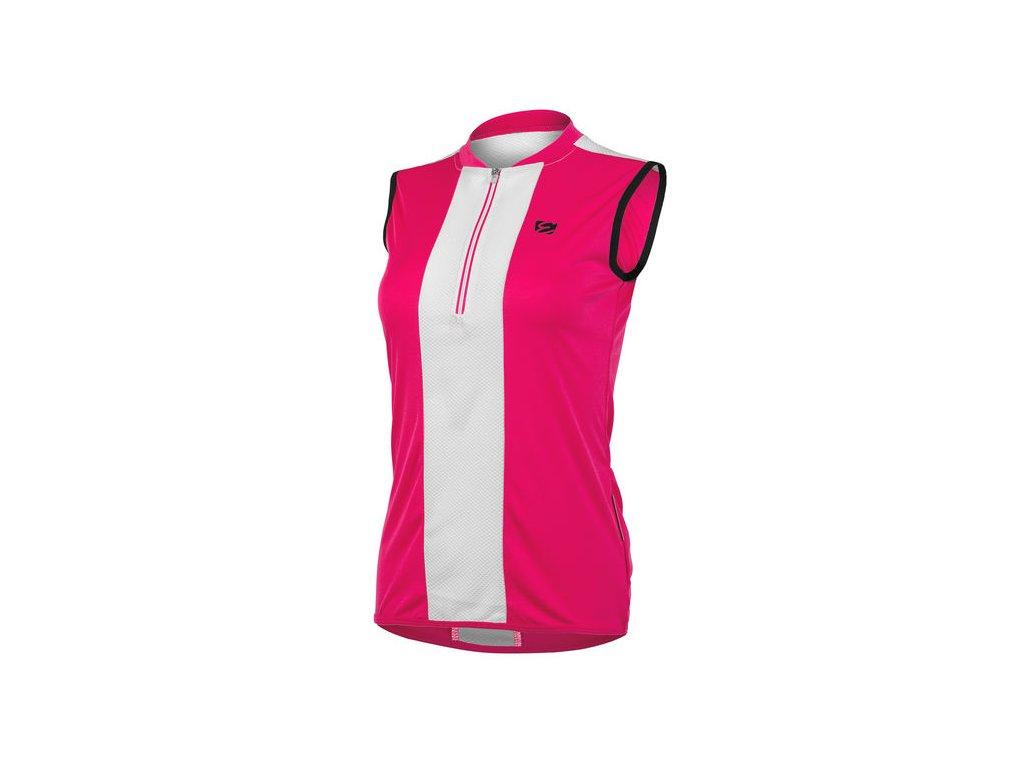 Etape – dámský dres PRETTY, růžová