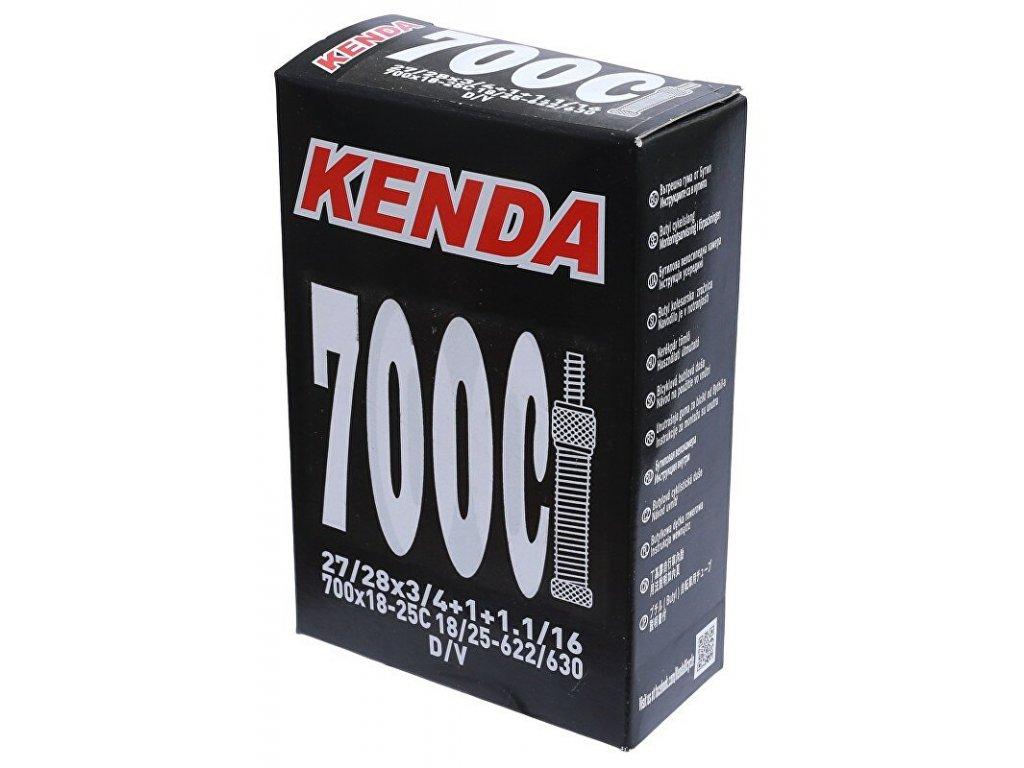 duše KENDA 700x18/25C (18/25-622/630) DV 35 mm