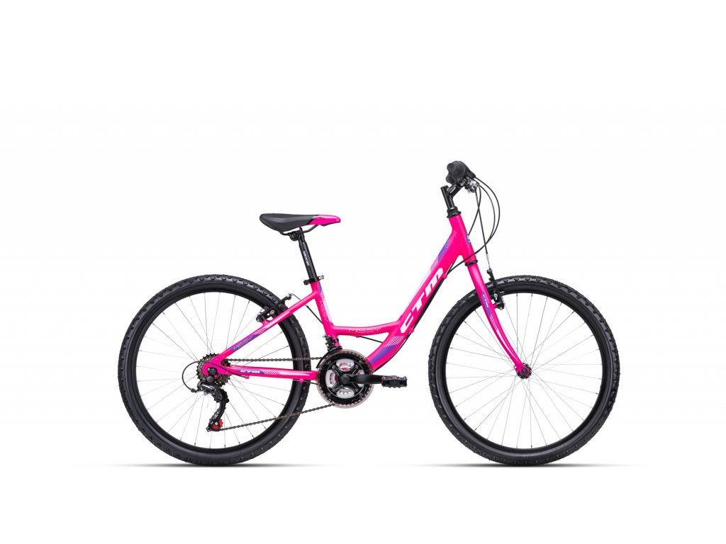 CTM MISSY růžová fialová 2021