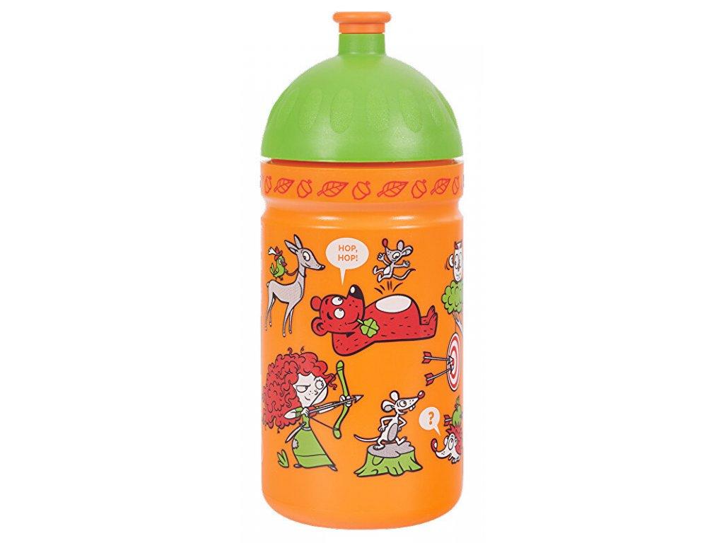 Zdravá lahev 0,5 l Rebelka