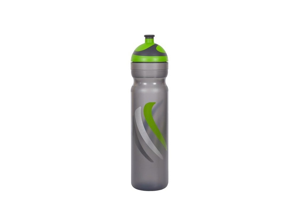Zdravá lahev 1,0 l BIKE 2K19 zelená
