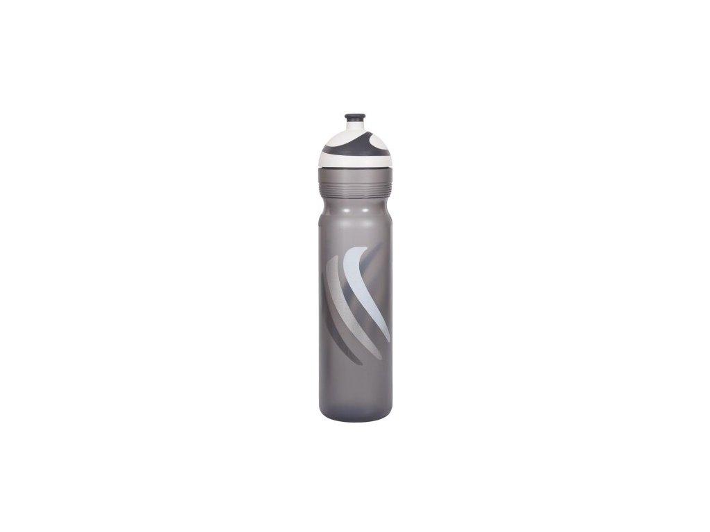 Zdravá lahev 1,0 l BIKE 2K19 bílá