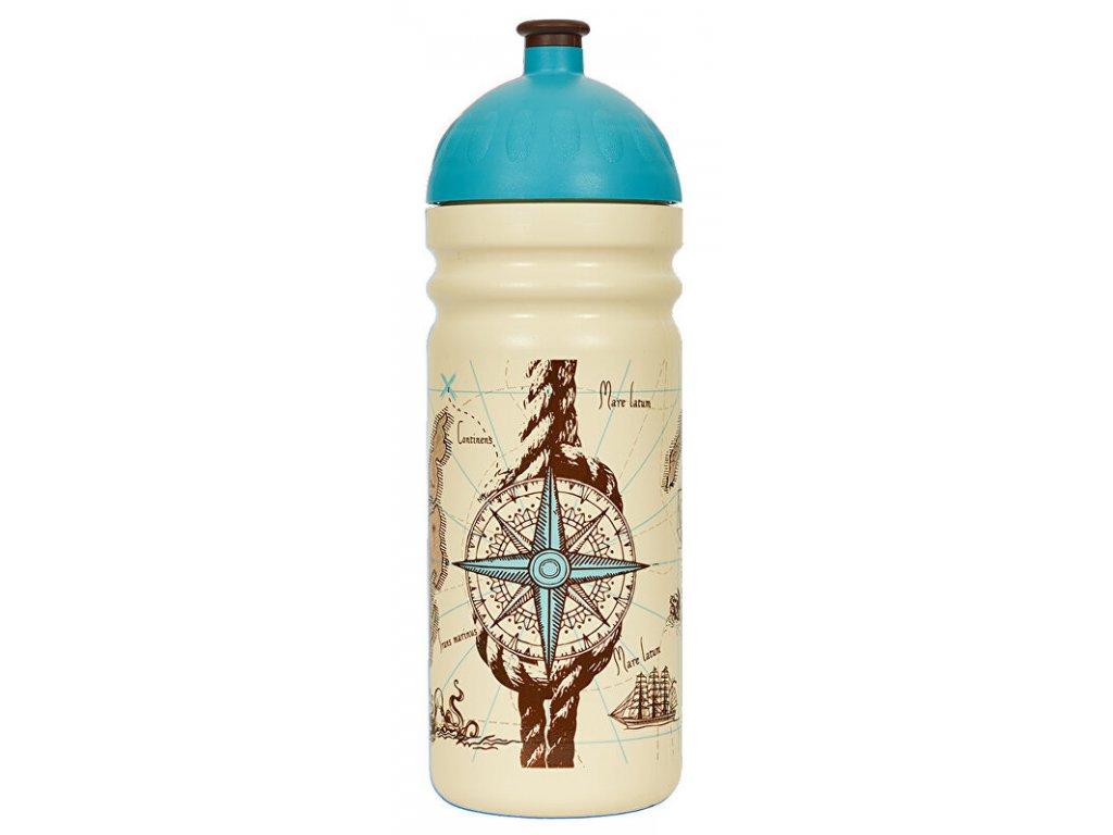 Zdravá lahev 0,7 l Cestovatelská