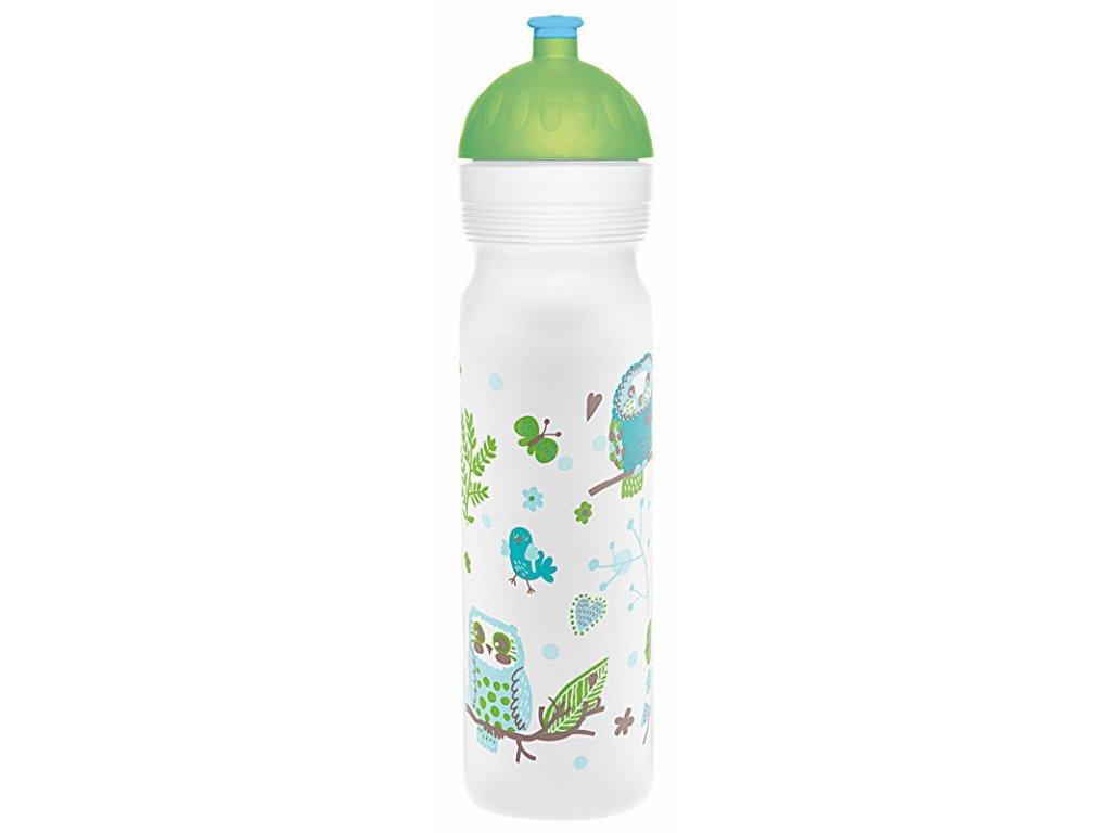 Zdravá lahev 1 l Sovy