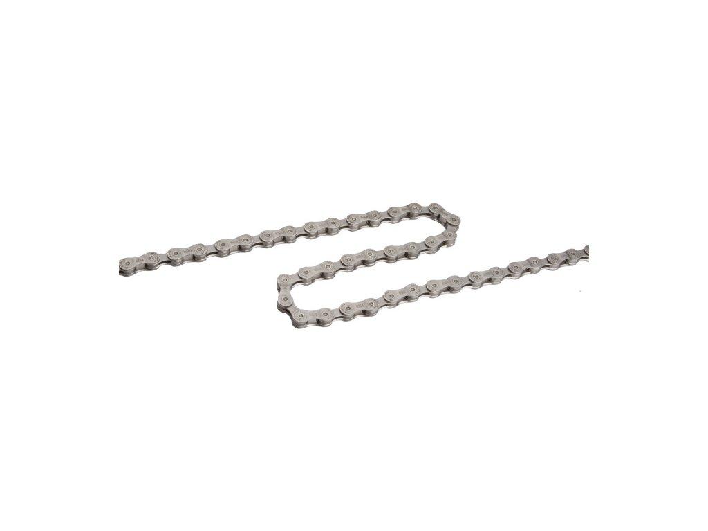 SHIMANO řetěz STePS CN-E6070 9 rychl. 138 čl.s čepem