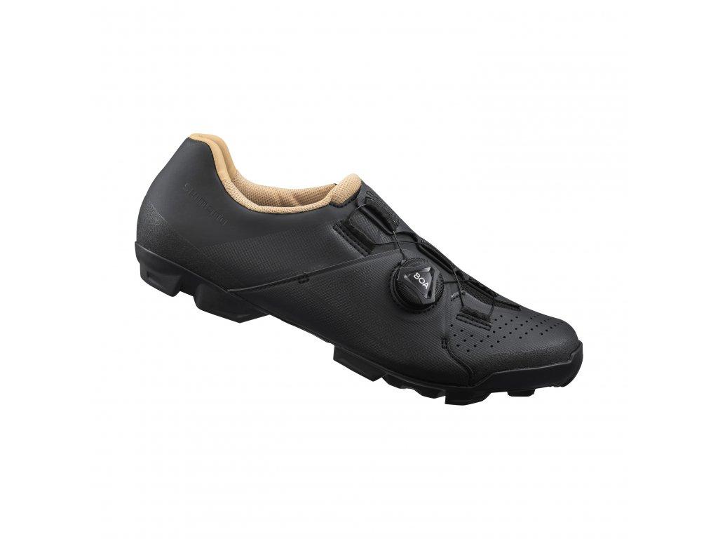 tretry SHIMANO SH-XC300W černá  MTB obuv