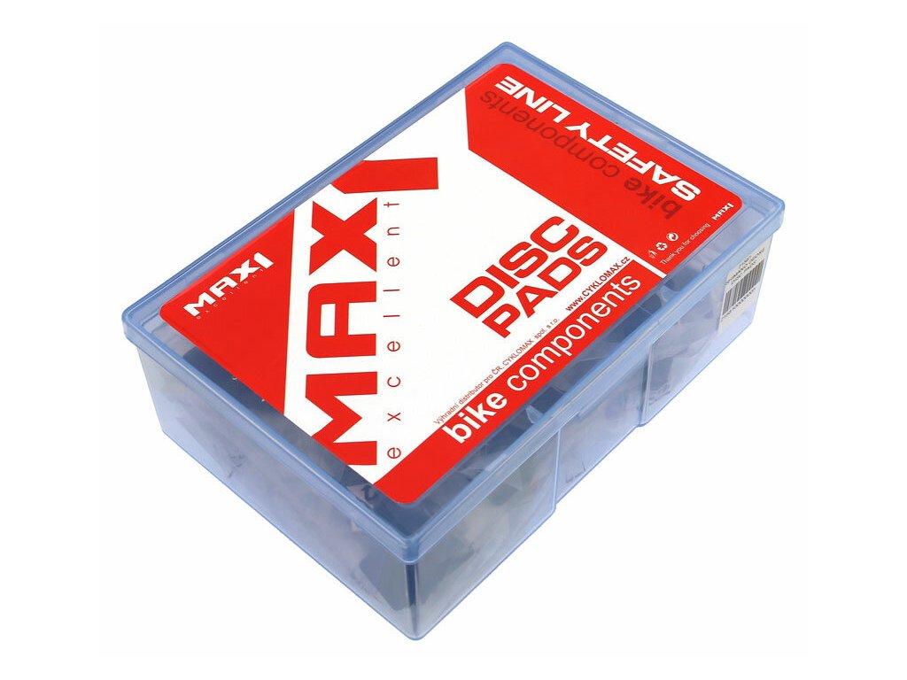 MAX1 brzdové destičky Avid Elixir