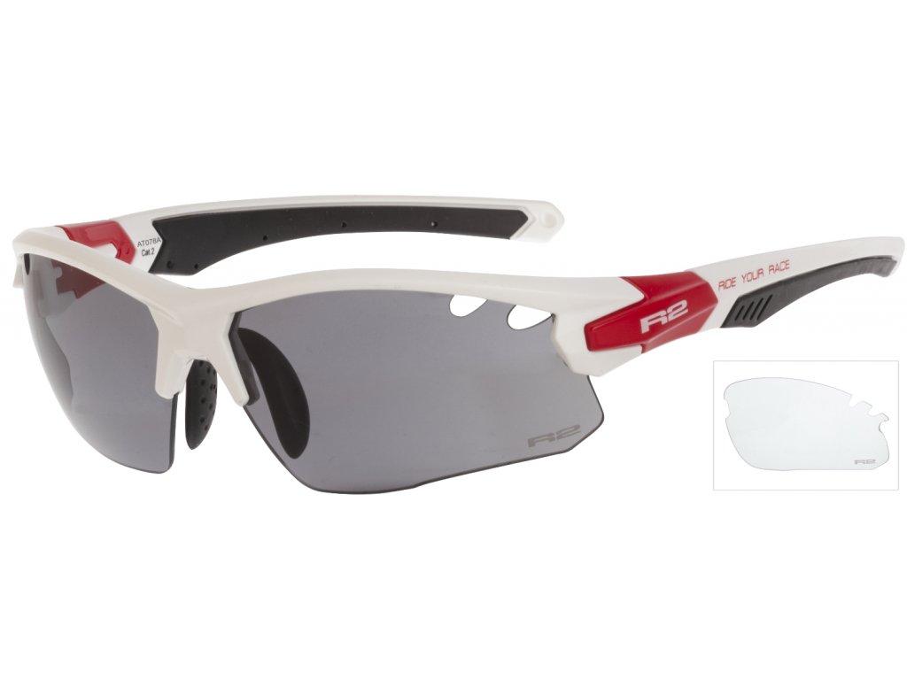 R2 CROWN Sportovní brýle, různé barvy