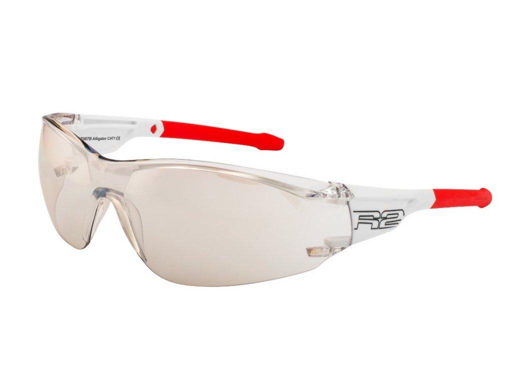 R2 ALLIGATOR Sportovní brýle, různé barvy