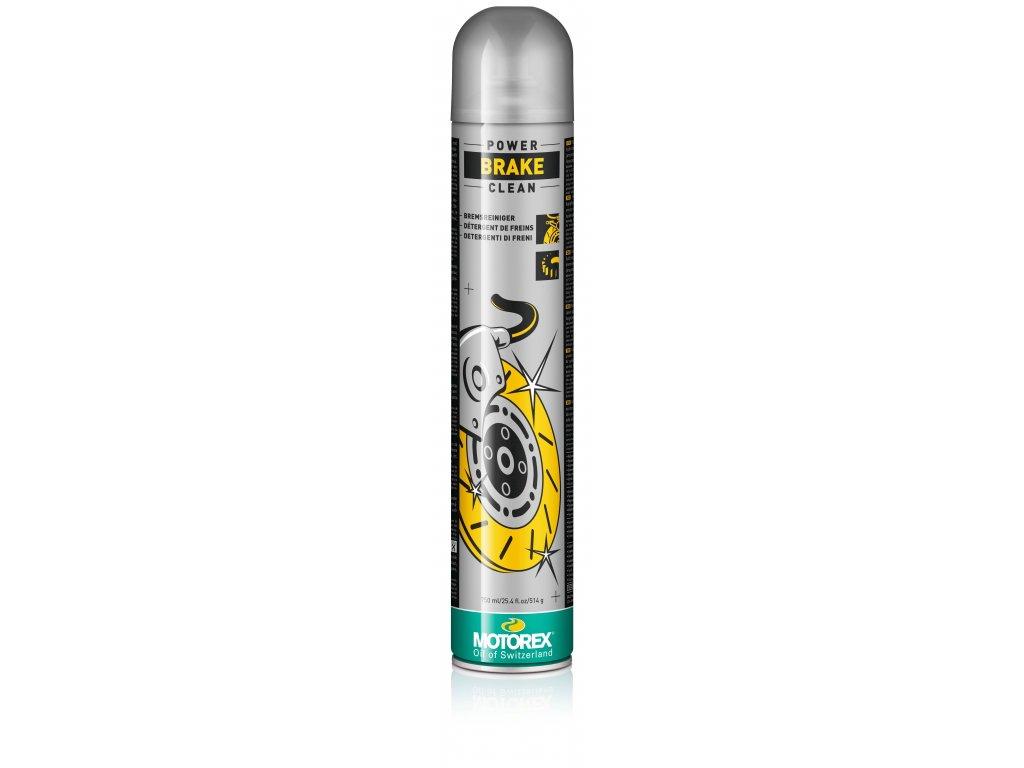 MOTOREX POWER BRAKE CLEAN 750ml čistič