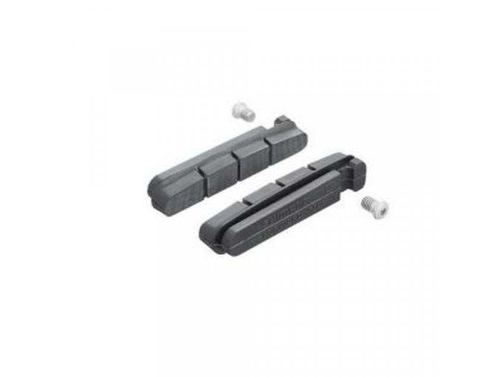 SHIMANO gumičky R55C+1, silniční, 2 páry