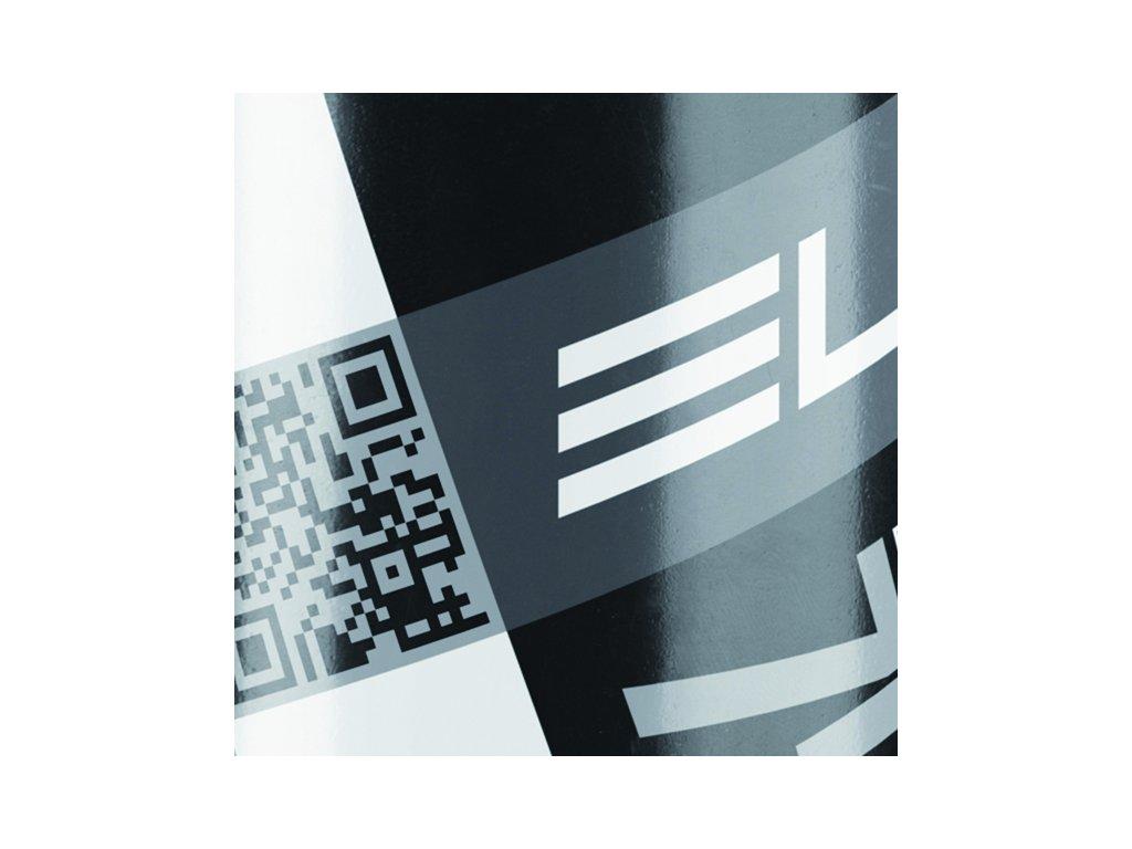 ELITE láhev SUPER CORSA černá/stříbrná 750ml