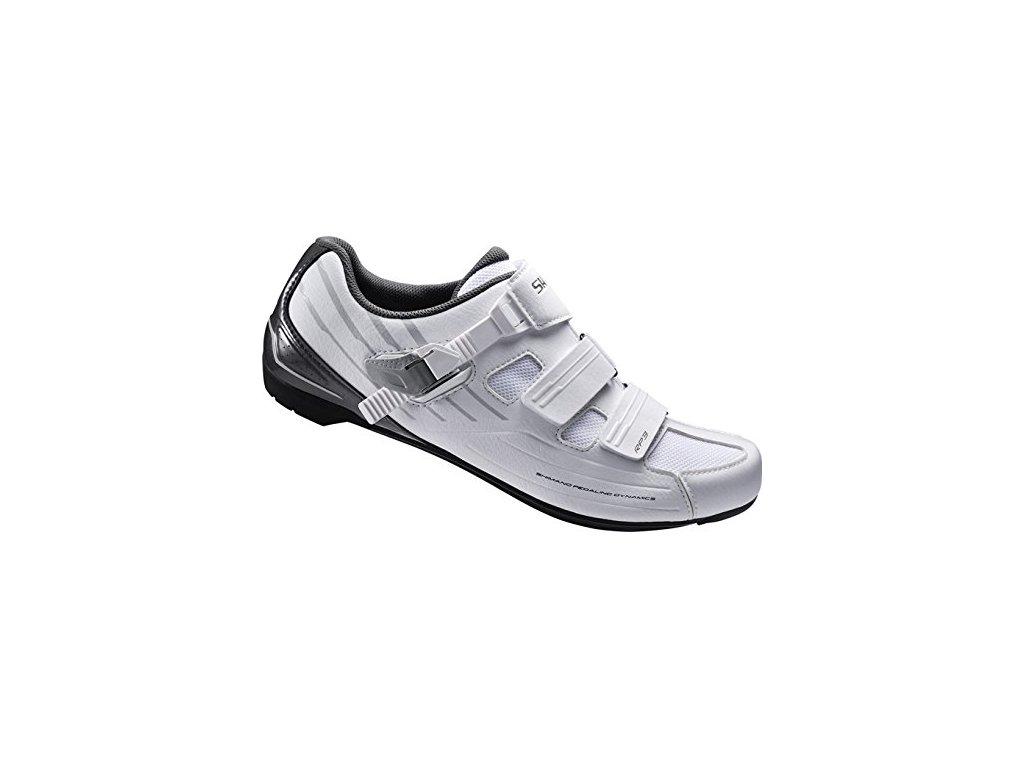 SHIMANO SH-RP300MW bílé , MTB obuv